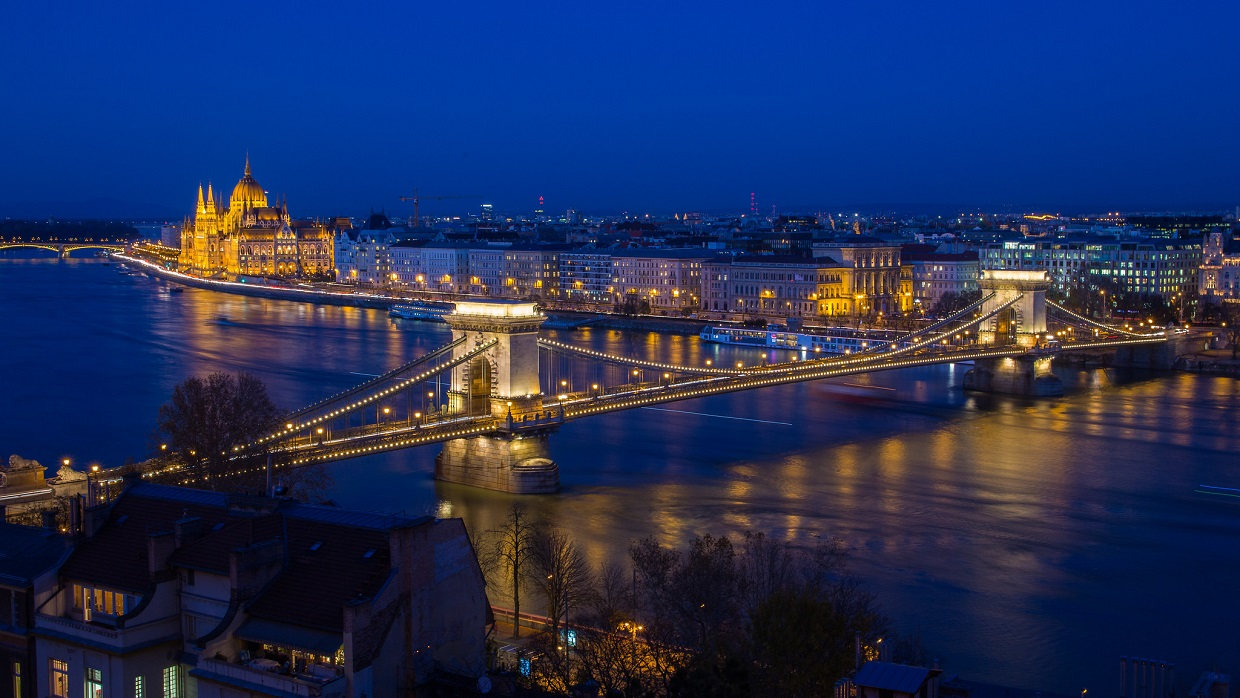 Vienna and Budapest: Two Fabulous European Capitals!  starting Aug 20, 2019